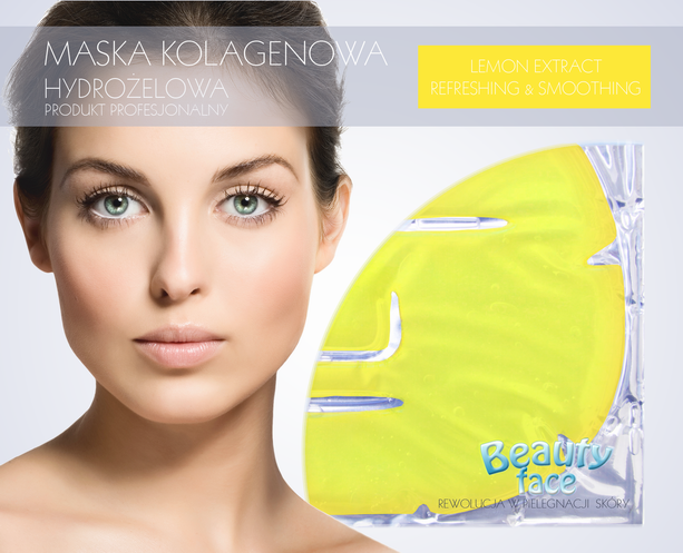 BEAUTYFACE LEMON EXTRACT REFRESHING & SMOOTHING MASK